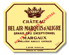 Chateau Bel Air Marquis d'Aligre