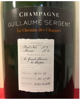 Champagne Sergent Guillaume