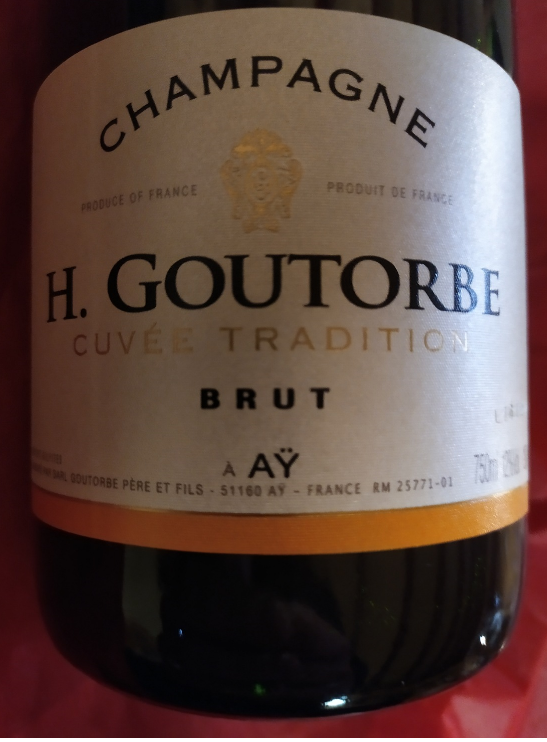 Champagne H.Goutorbe