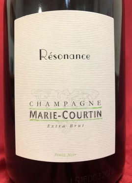Champagne Marie - Courtin